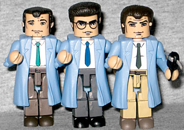 Box Set Ghostbusters Minimates We/'re Ready to Believe You