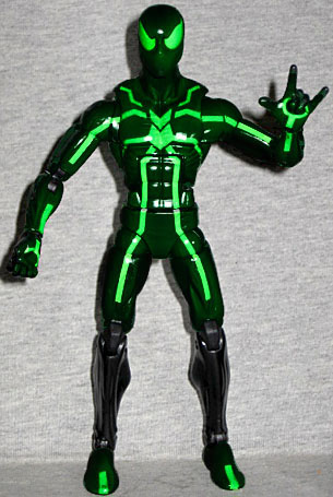 kenner parker xing