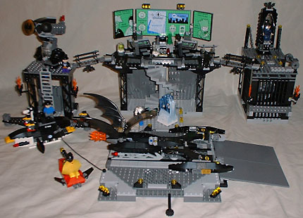Oafe Lego Batcave Review