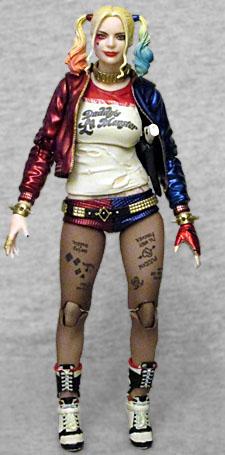 Harley Quinn addendum – MAFEX vs  Mattel | OAFE – Blog