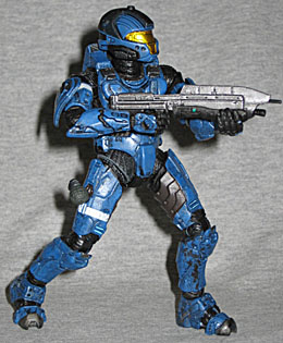 OAFE - Halo 3: Spartan Soldier (CQB) exclusive review