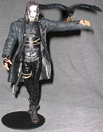 The Crow Eric Draven Movie Maniacs 12 Figure