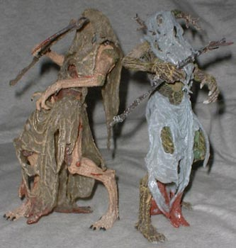 Blair Witch Project Witch Toy