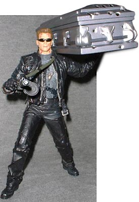 T 850 Terminator OAFE - Terminator 3: T-850 w/ Coffin review