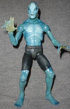 Oafe Hellboy Abe Sapien Review