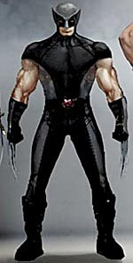 A ... & OAFE - ML: Black Costume Wolverine review