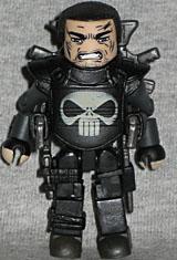 Marvel Minimates Punisher War Zone Frank Castle
