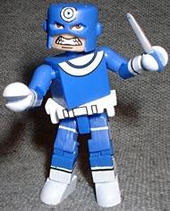 Blue Suit Marvel Minimates Series 4 Bullseye