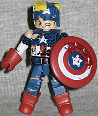 Marvel Minimates Civil War Nitro