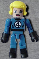 Marvel Minimates Series 8 Powerhouse Thing /& Susan Richards
