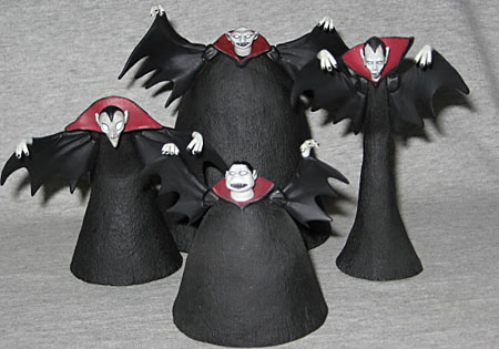 OAFE - Nightmare Before Christmas: Vampire Brothers review