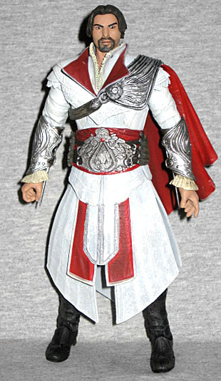 Oafe Player Select Assassin S Creed Brotherhood Unhooded