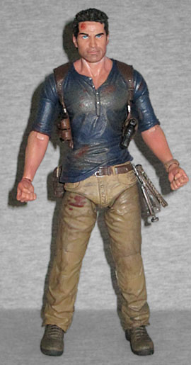 Oafe Neca Uncharted 4 Nathan Drake Ultimate Edition Review