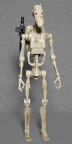 OAFE - Star Wars: Black Series Battle Droid review