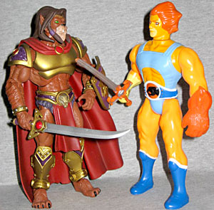 Thundercats on When The New Thundercats Toys Were