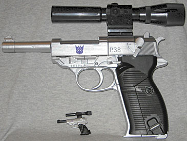 Educate me on the Walther P38. - AR15.COM