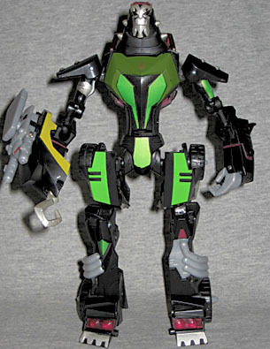 OAFE - Transformers Animated: Lockdown review