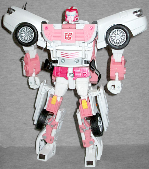 OAFE - Transformers Alternators: Arcee review