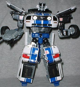 Transformers - Wheeljack 3