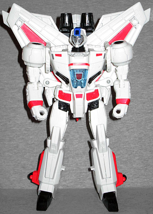 Oafe Transformers Generations Jetfire Review
