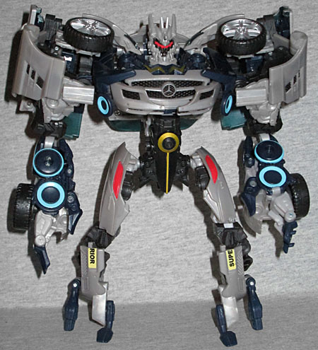 Transformers Human Alliance Soundwave CAR ROBOT TOY  New with Box