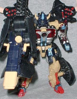 oafe transformers universe nemesis prime review