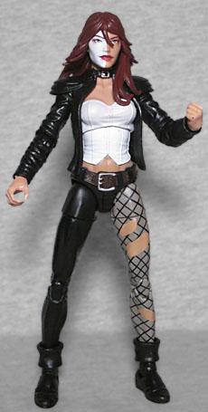 Marvel Legends Venom Wave Typhoid Mary Action Figure