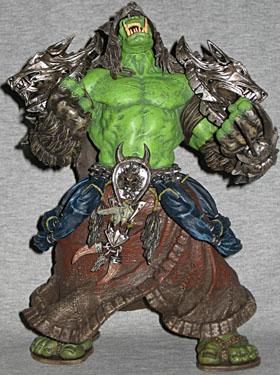 Oafe World Of Warcraft Rehgar Earthfury Orc Shaman Review