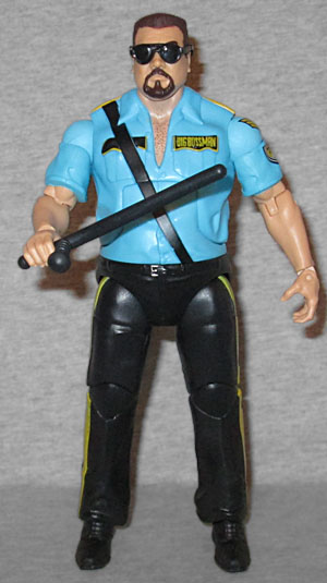 WWE Elite Collection Series 47 A ACCESSORIES ONLY for Big Boss Man Action Figure