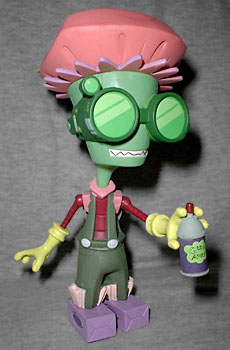 Invader zim exclusive this one like pustulio zim is episode